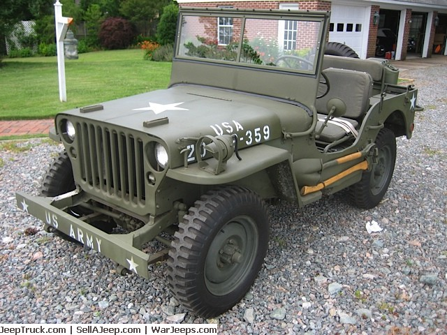 Military Jeeps For Sale | Used Military Jeeps For Sale | Army Jeeps