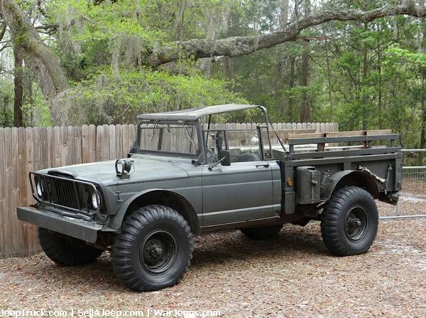 1968 Jeep M-715