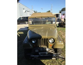 1953 Willys M38-A1