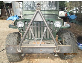 1942 Ford GPW Miltary Jeep