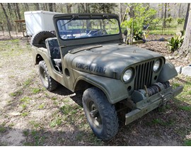 54 Willys Jeep