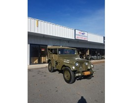 1954 Willy's M38 Military Radio Jeep