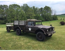 Near Mint 1967 M715 Jeep Kaiser