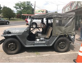 1967 Ford Military Jeep