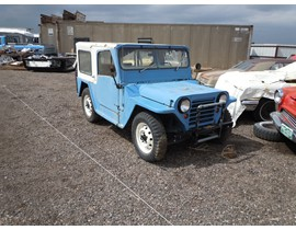 1962 Ford MUTT M151A1 Complete! Very Decent Condition!