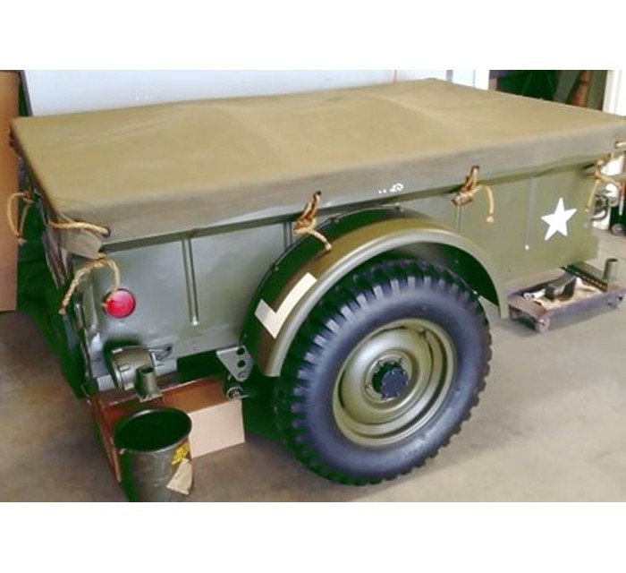 1952 Strict M100 Trailer