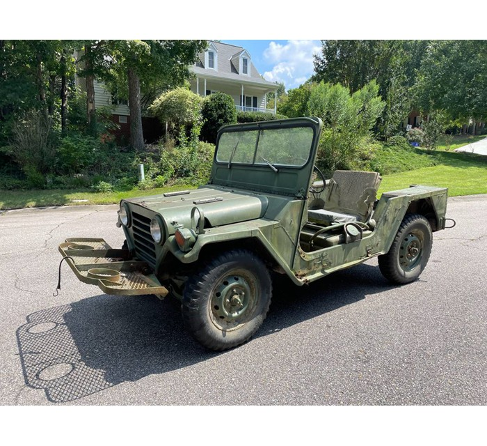 1971 M151A2 MUTT Ford