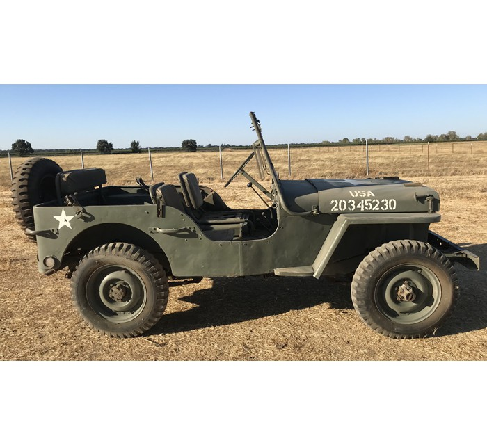 1944 Willy MB 1-ton 4x4