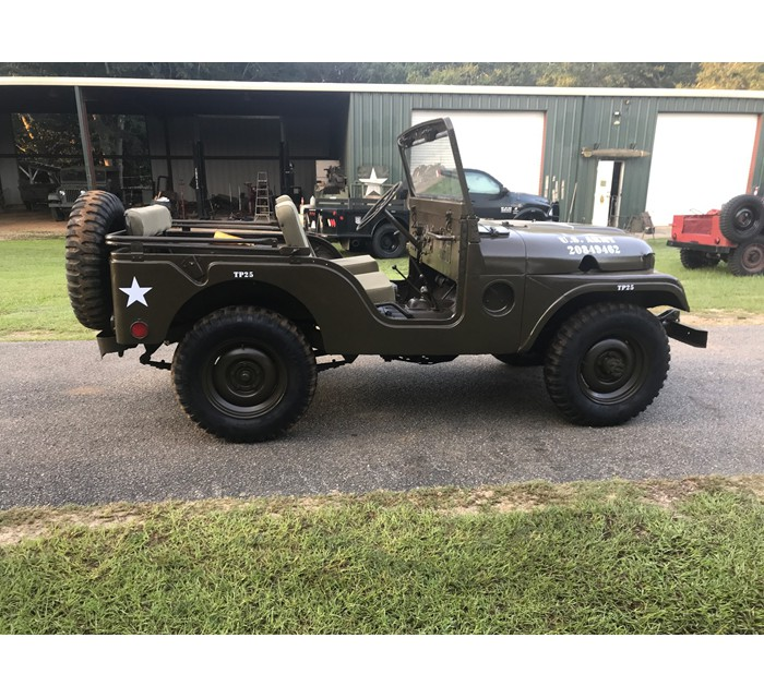 1956 M38A1 Military Jeep