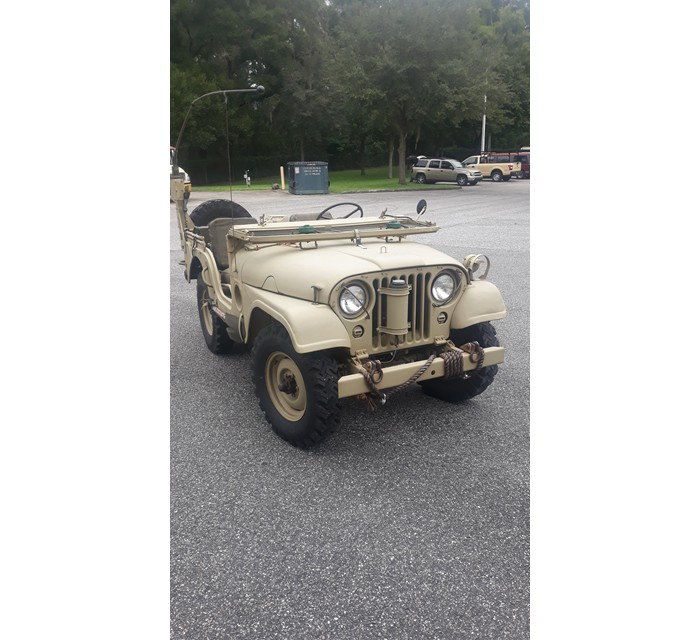 Reduced Price - 1952 Willys M38A1