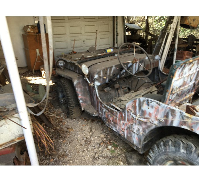 1943 Ford GPW
