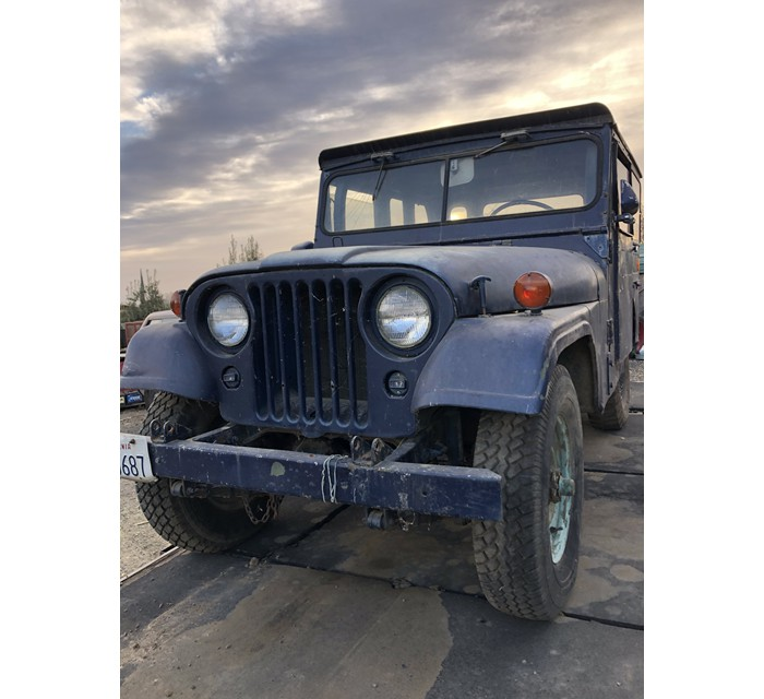 1963 M38a1 Willys