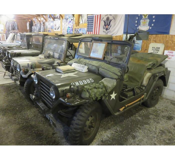 1967 M151A1 Uncut - Titled